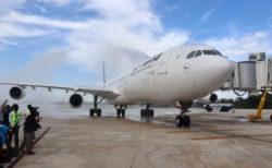 Lufthansa regresa al Aeropuerto Internacional de Cancún