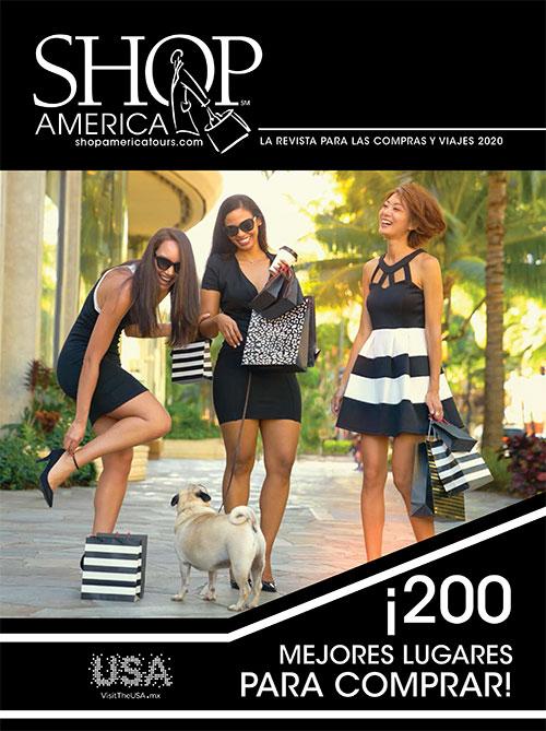 Shop America: ¡200 mejores lugares para comprar!