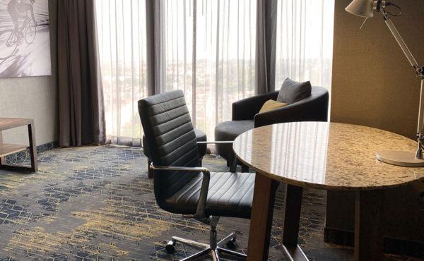 """Hoteles de Grupo Posadas presentan """"Flex Office"""""""