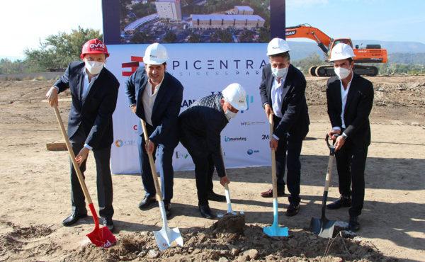 IHG coloca primera piedra de Avid Hotel Guadalajara