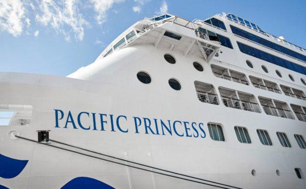 Princess anuncia que Pacific Princess deja la flota