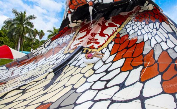 Hurricane Harbor Oaxtepec reabre sus puertas