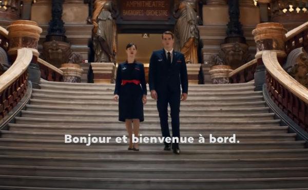 Nuevas instrucciones de seguridad | Air France