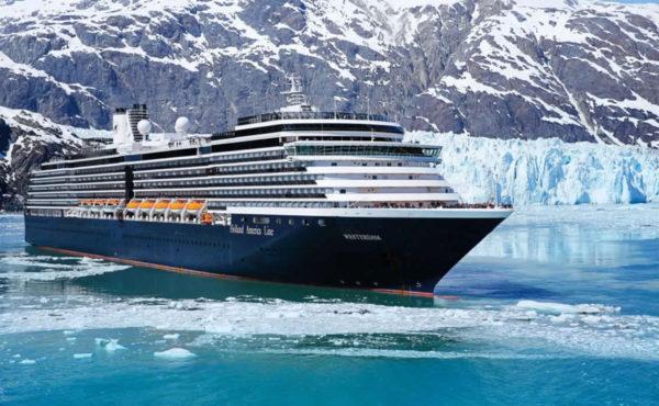 Holland America Line pausa cruceros por Alaska