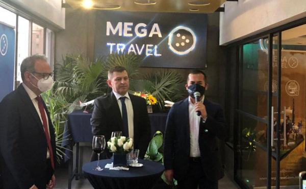 Mega Travel celebra 22 años de operaciones