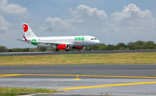 Viva Aerobus anuncia nueva ruta Cd. Juárez-Vallarta