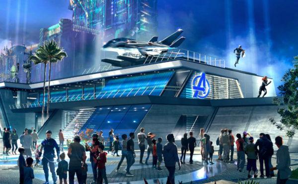 Disneyland Resort abrirá Avengers Campus en junio