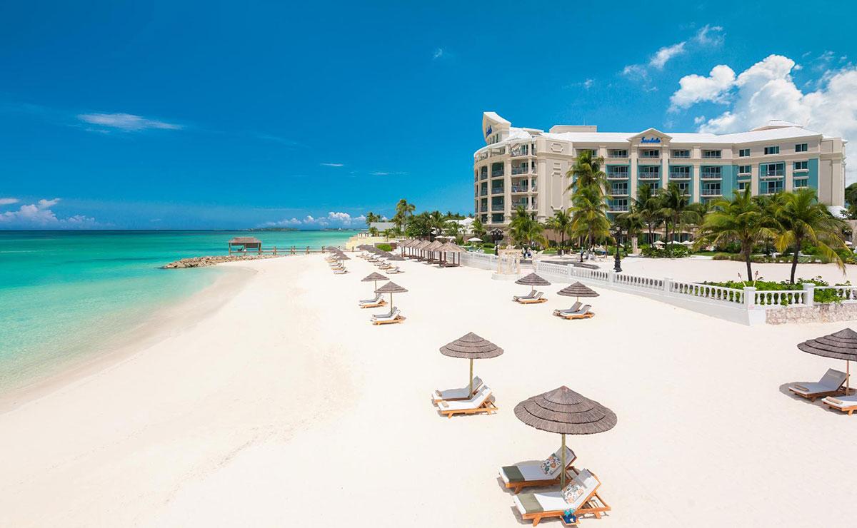 Sandals Resorts anuncia multimillonaria renovación