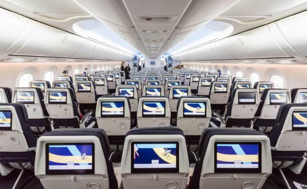 Air France recibe las 5 estrellas de Skytrax