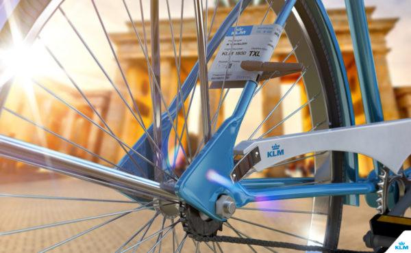 KLM y Decathlon organizan carrera virtual de ciclismo