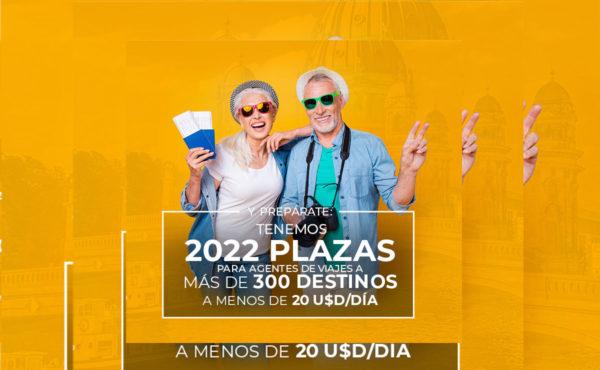 Special Tours revela nueva etapa con 2022 agentes